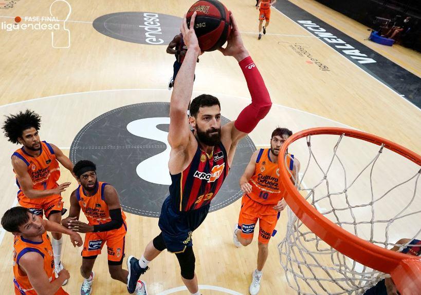 Liga Endesa - Valencia Basket - KIROLBET Baskonia