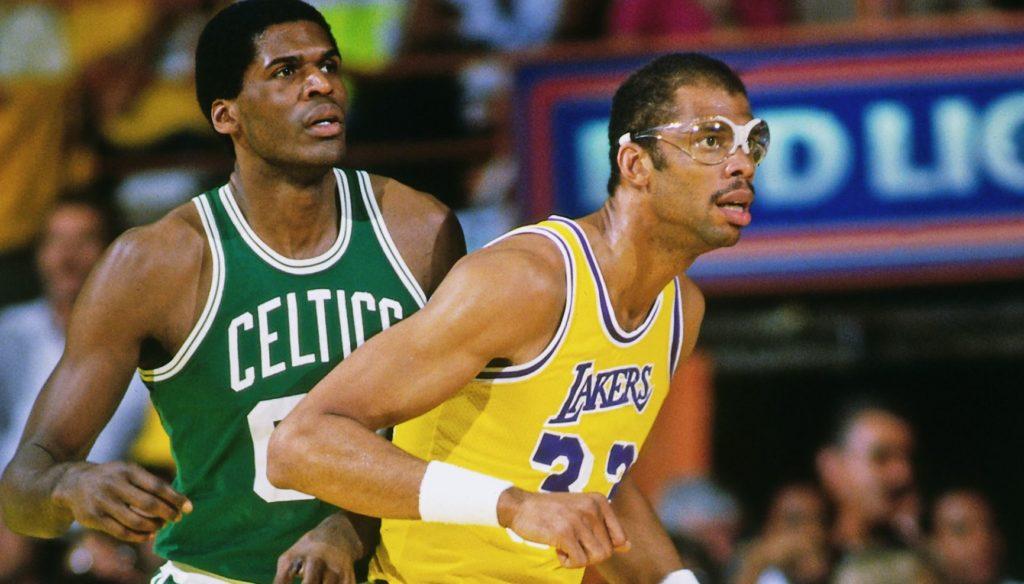 NBA Finallerinin en yaşlı MVPsi - Kareem Abdul-Jabbar
