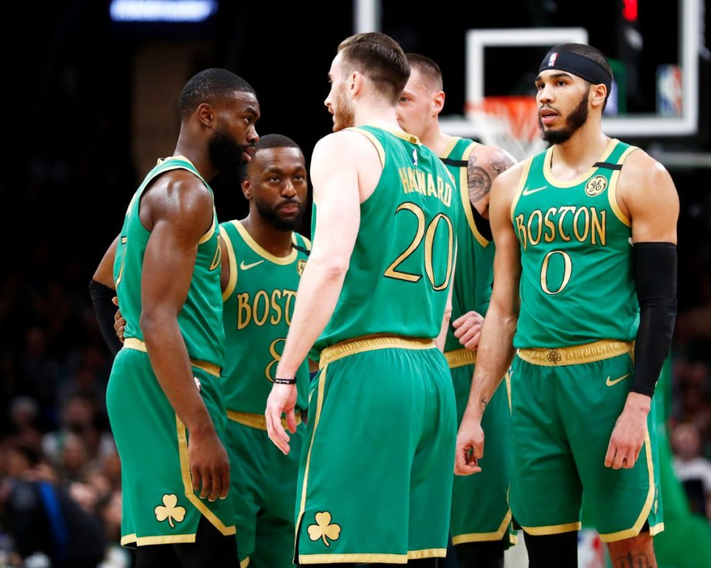 Boston Celtics 2019-2020