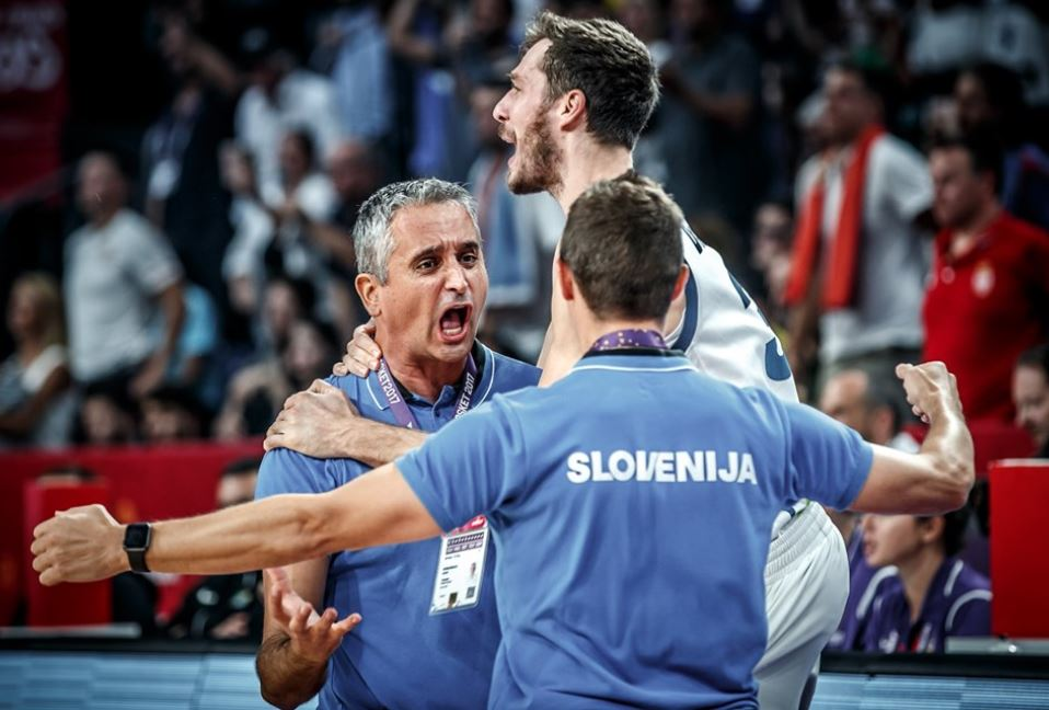 Igor Kokoskov - Eurobasket 2017