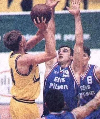Mitch Smith - Fenerbahçe - Efes Pilsen