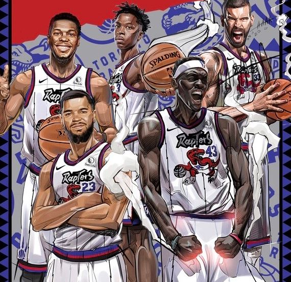 Toronto Raptors 2019-2020