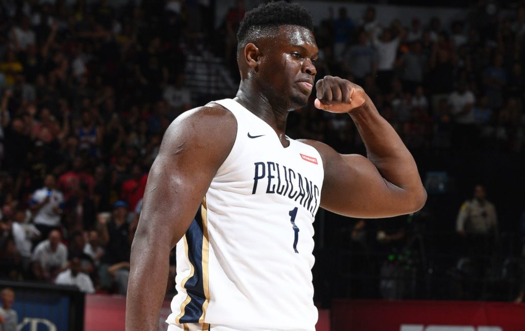 Zion Williamson - New Orleans Pelicans