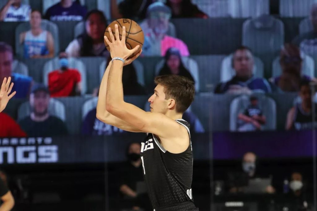 Bogdan Bogdanovic - Sacramento Kings - New Orleans Pelicans