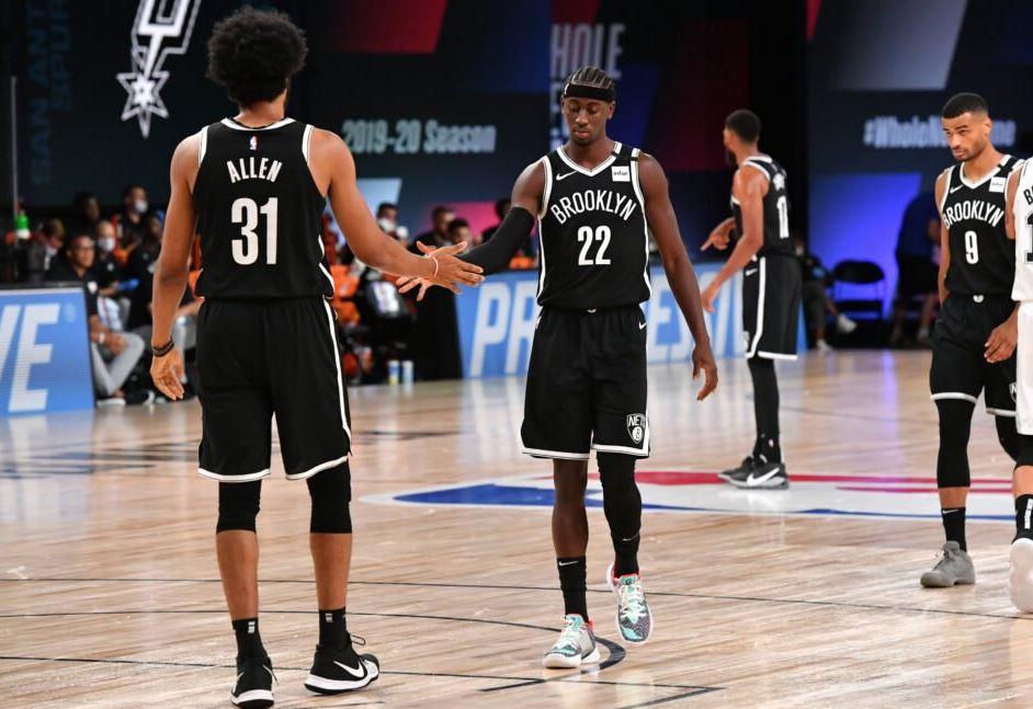 Caris LeVert - Jarrett Allen - Brooklyn Nets