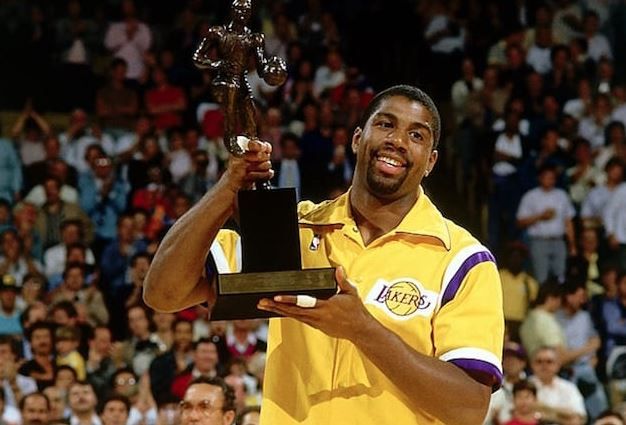 Earvin Magic Johnson - Los Angeles Lakers
