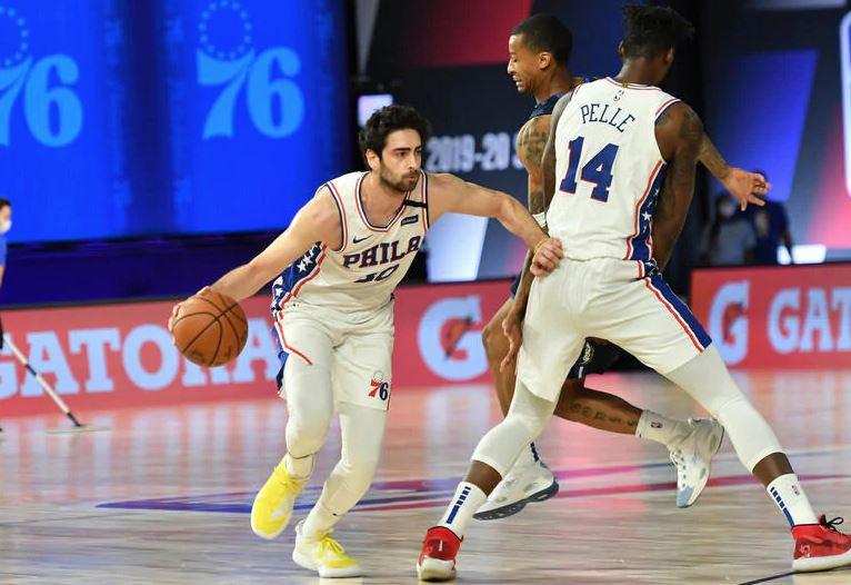 Furkan Korkmaz - Philadelphia 76ers - NBA restart