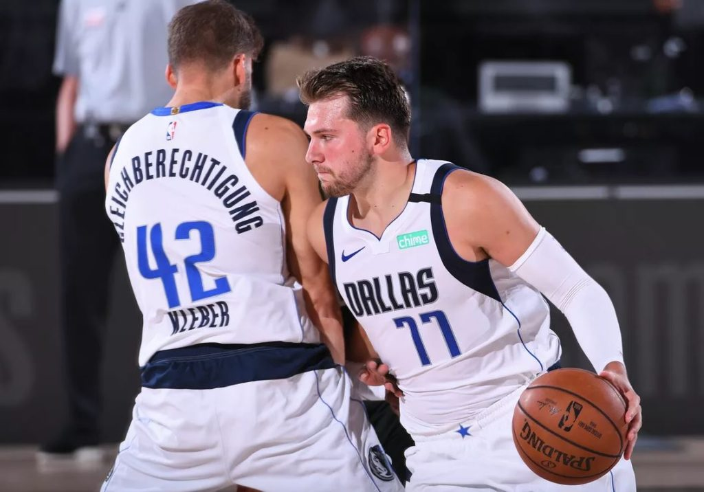 Luka Doncic - Dallas Mavericks - Milwaukee Bucks