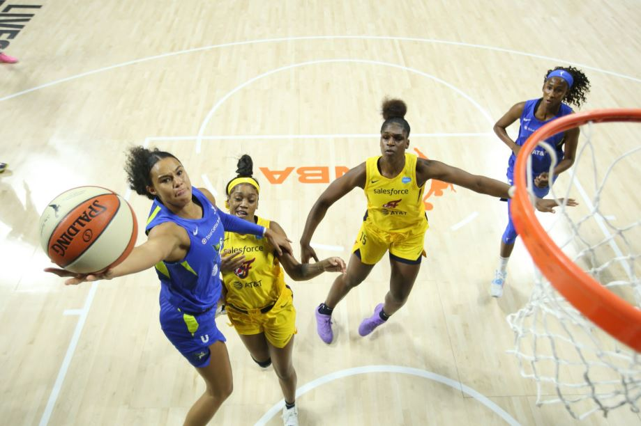 Satou Sabally - Dallas Wings