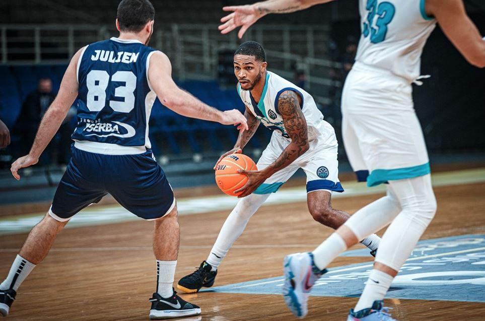 Basketball Champions League - Türk Telekom - JDA Dijon - Keifer Sykes