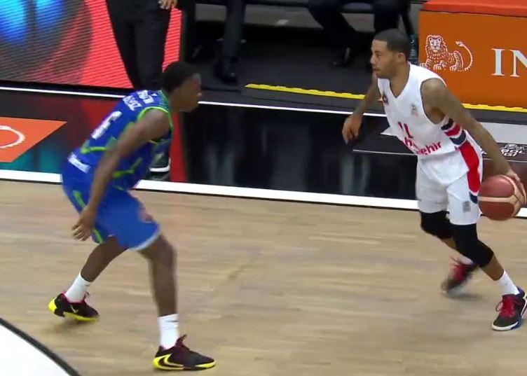 ING Basketbol Süper Ligi - Bahçeşehir Koleji - Tofaş - Erick Green