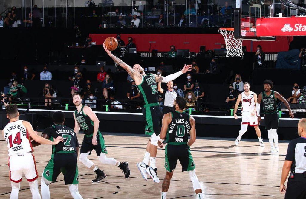 NBA Doğu Konferansı Finalleri Boston Celtics - Miami Heat