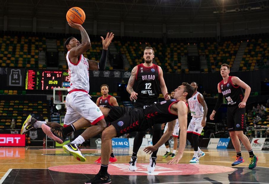 Basketball Champions League - RETABET Bilbao Basket - Pınar Karşıyaka - Tony Taylor