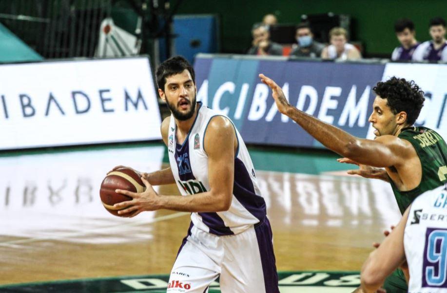ING Basketbol Süper Ligi - Darüşşafaka Tekfen - HDI Sigorta Afyon - Egemen Guven