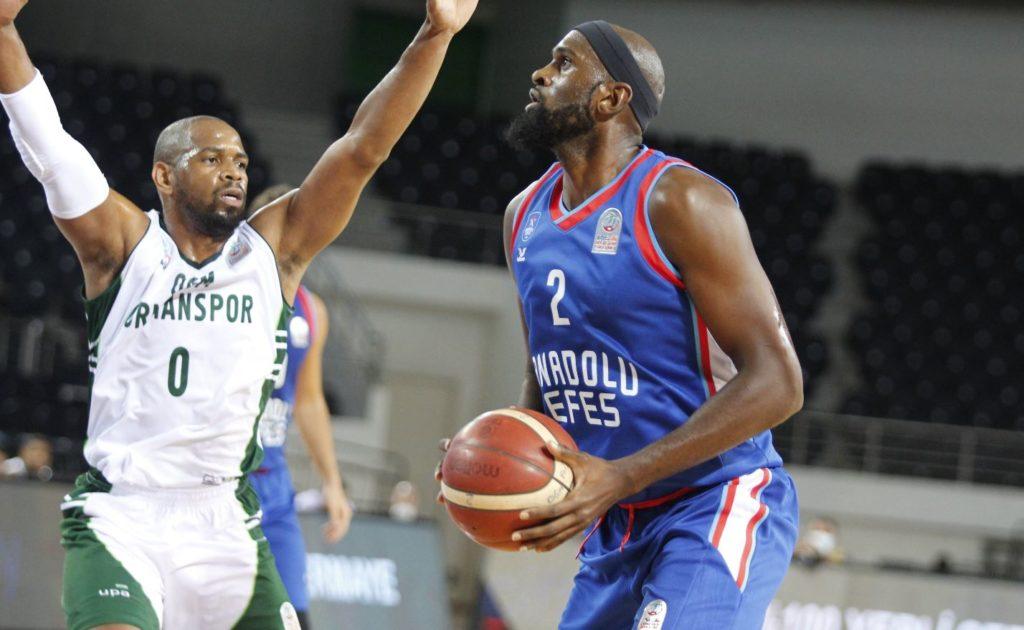 ING Basketbol Süper Ligi - OGM Ormanspor - Anadolu Efes - Chris Singleton