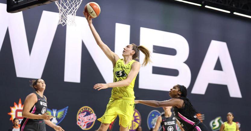 WNBA Finals 2020 - Seattle Storm - Las Vegas Aces