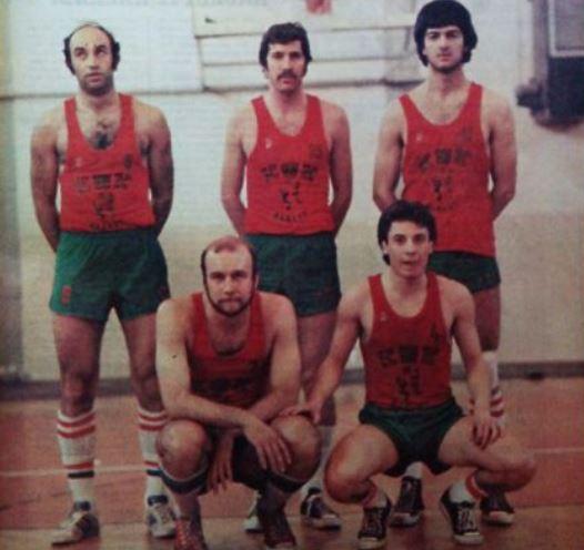 1976-1977 Karşıyaka basketbol takımı
