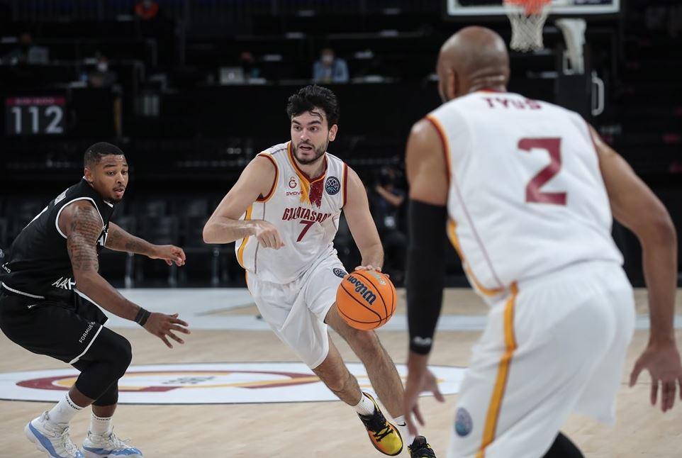 Basketball Champions League - Galatasaray - Bakken Bears - Yigit Arslan