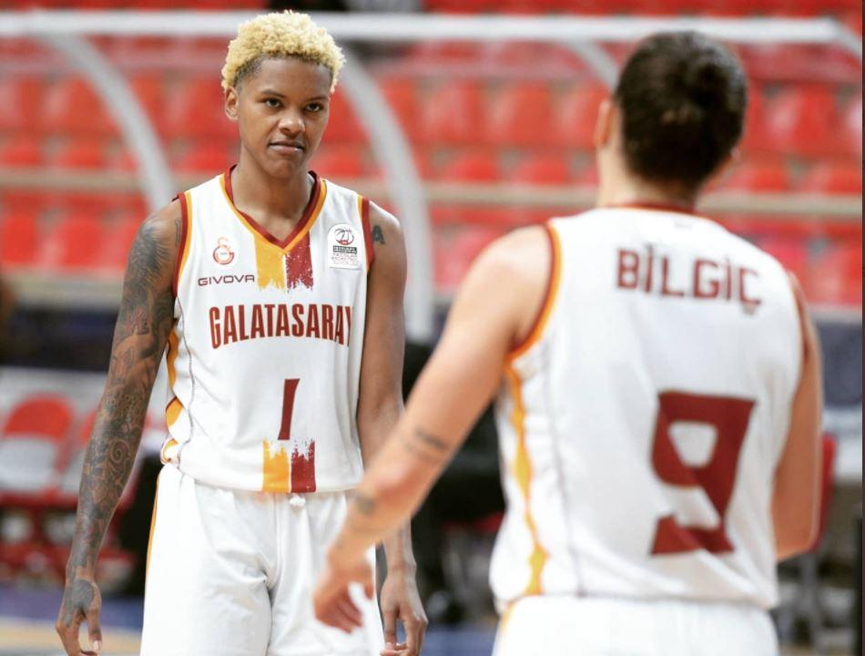 Courtney Williams - Pelin Bilgiç - Galatasaray
