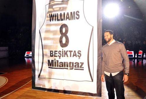 Deron Williams - Beşiktaş