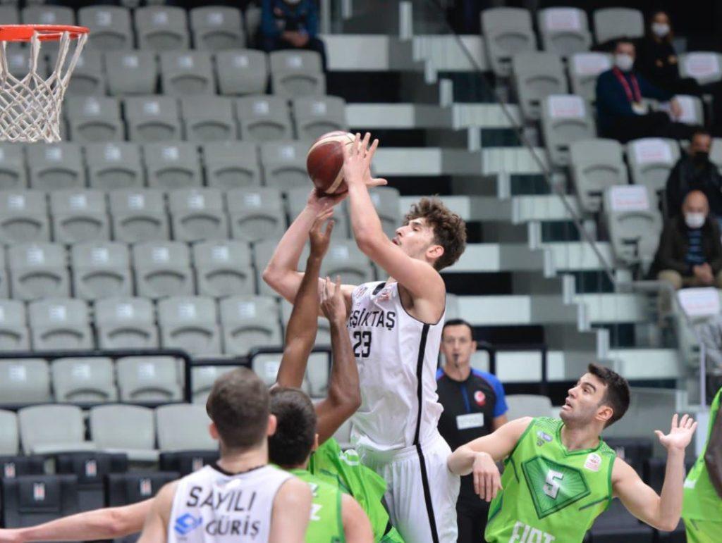 ING Basketbol Süper Ligi - Beşiktaş - Tofaş - Alperen Şengün