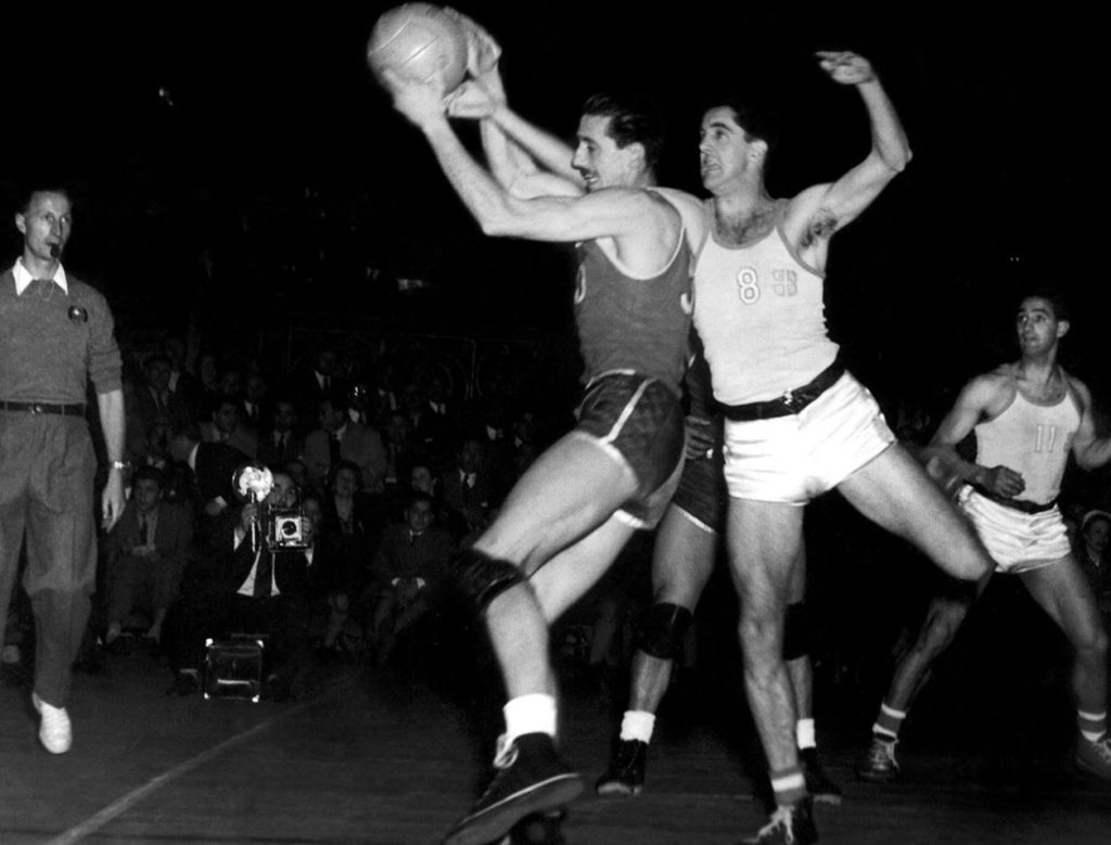 Oscar Furlong - Arjantin - 1950 Basketbol Dünya Şampiyonası MVP