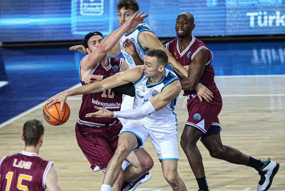 Basketball Champions League - Türk Telekom - Limoges - Sam Dekker