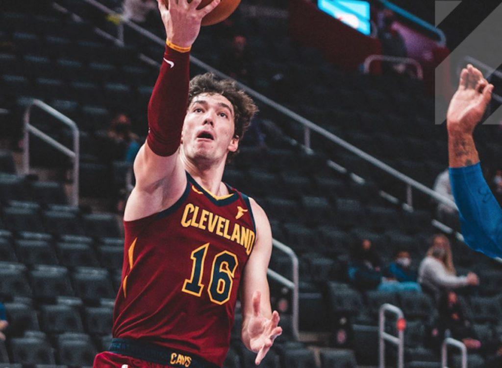 Cedi Osman - Cleveland Cavaliers - Detroit Pistons - 2020-2021