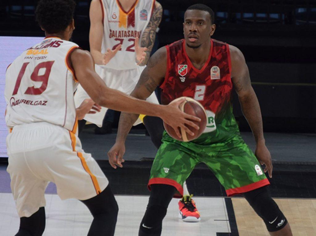 ING Basketbol Süper Ligi - Galatasaray - Pınar Karşıyaka - Raymar Morgan
