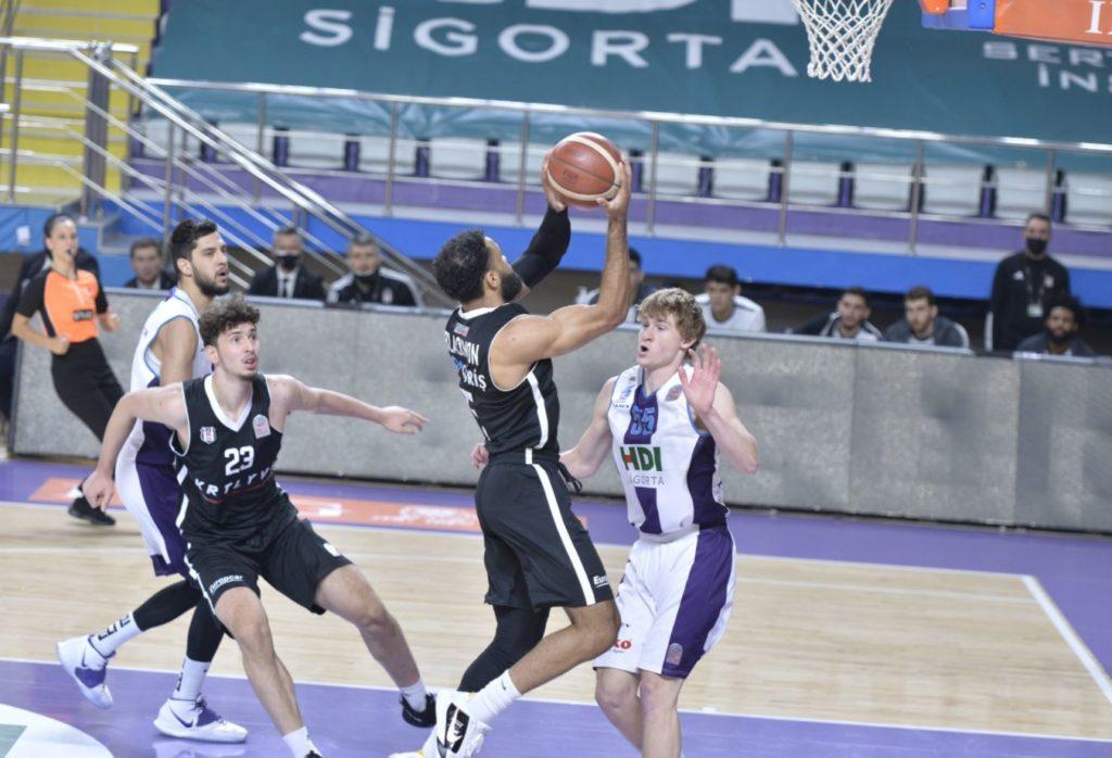 ING Basketbol Süper Ligi - HDI Sigorta Afyon Belediye - Beşiktaş