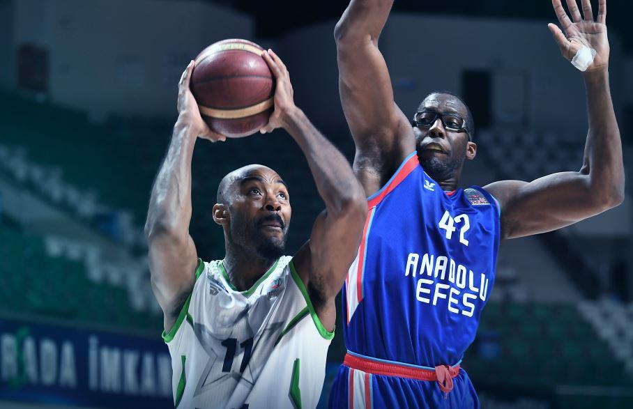 ING Basketbol Süper Ligi - Tofas - Anadolu Efes
