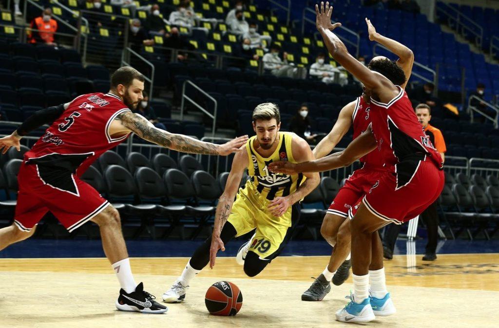 Turkish Airlines Euroleague - Fenerbahçe Beko - Armani Exchange Milan - Nando De Colo