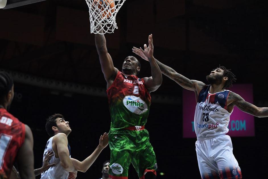 Basketball Champions League - Fortitudo Bologna - Pınar Karşıyaka - Raymar Morgan