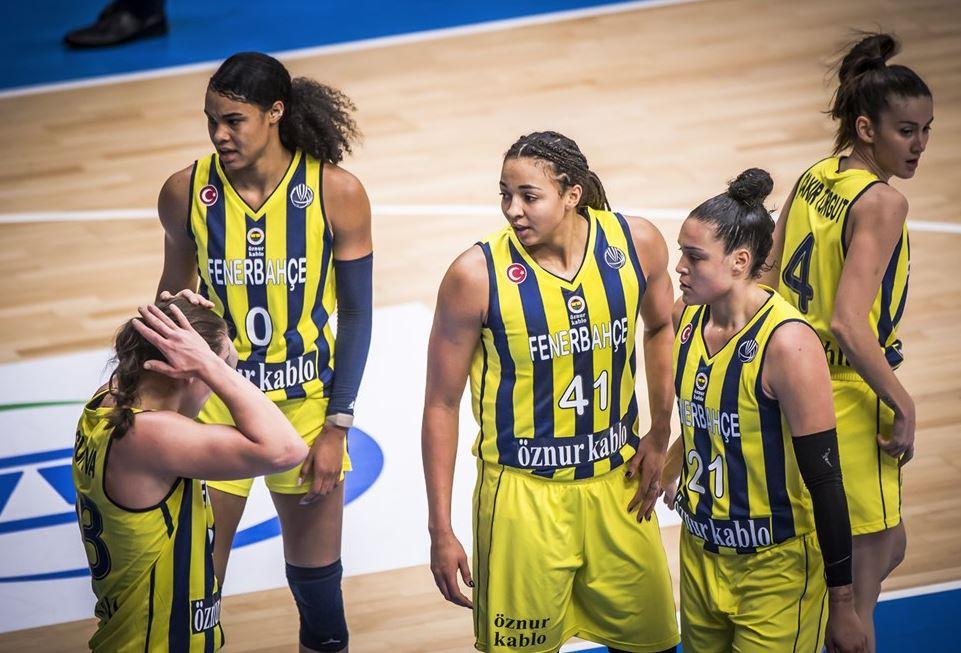 Euroleague Women - Fenerbahçe Öznur Kablo