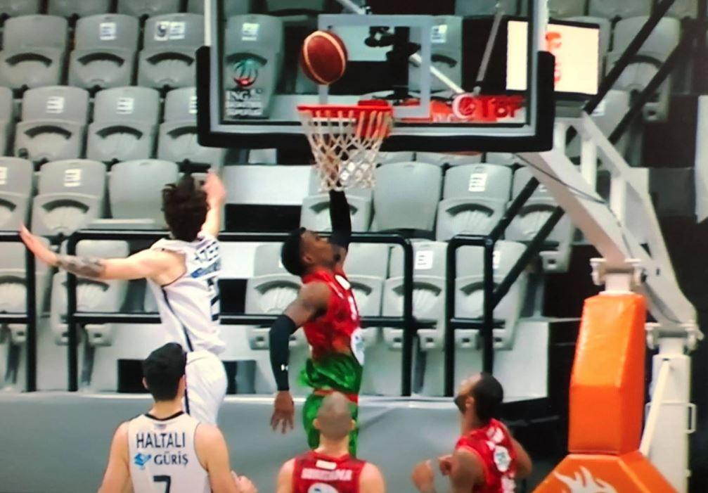 ING Basketbol Süper Ligi - Beşiktaş - Pınar Karşıyaka - Sek Henry