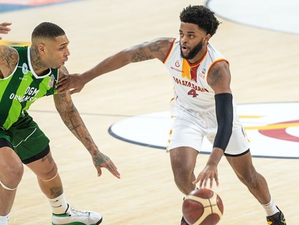 ING Basketbol Süper Ligi - Galatasaray - OGM Ormanspor - Daryl Macon Jr