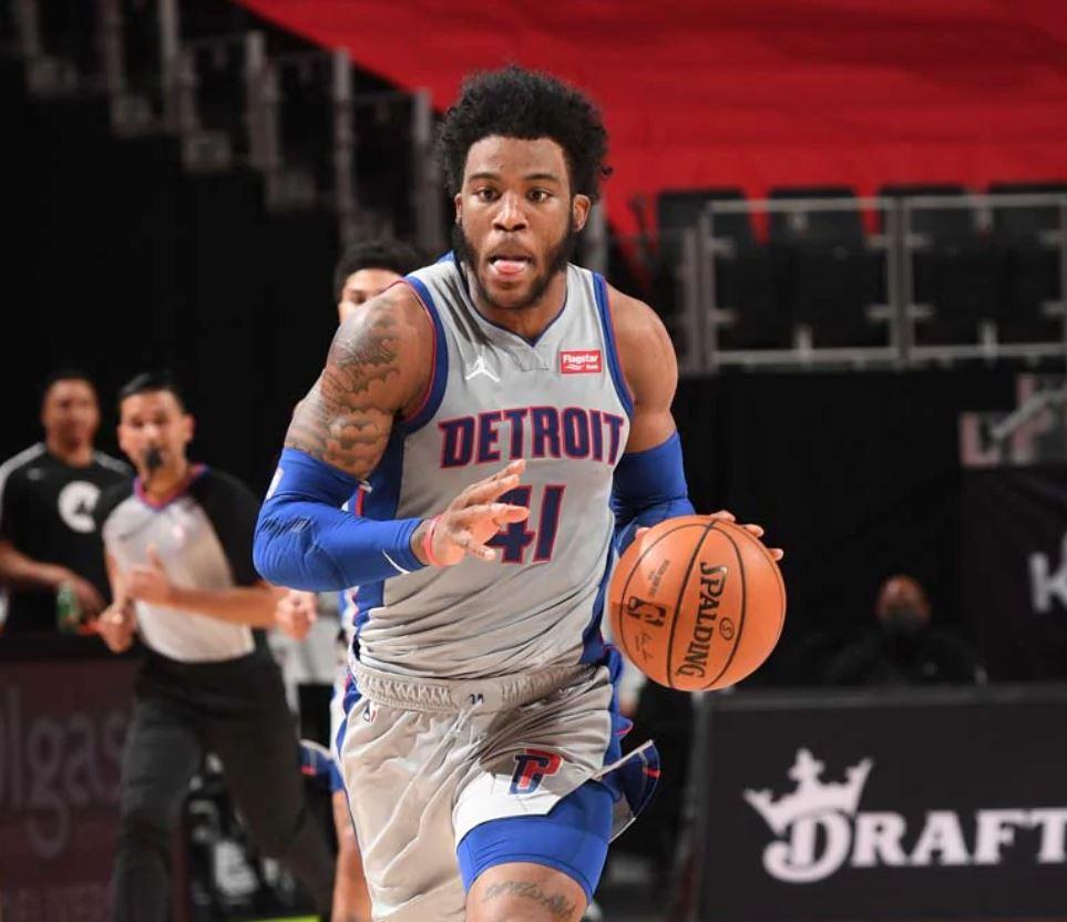 Saddiq Bey - Detroit Pistons