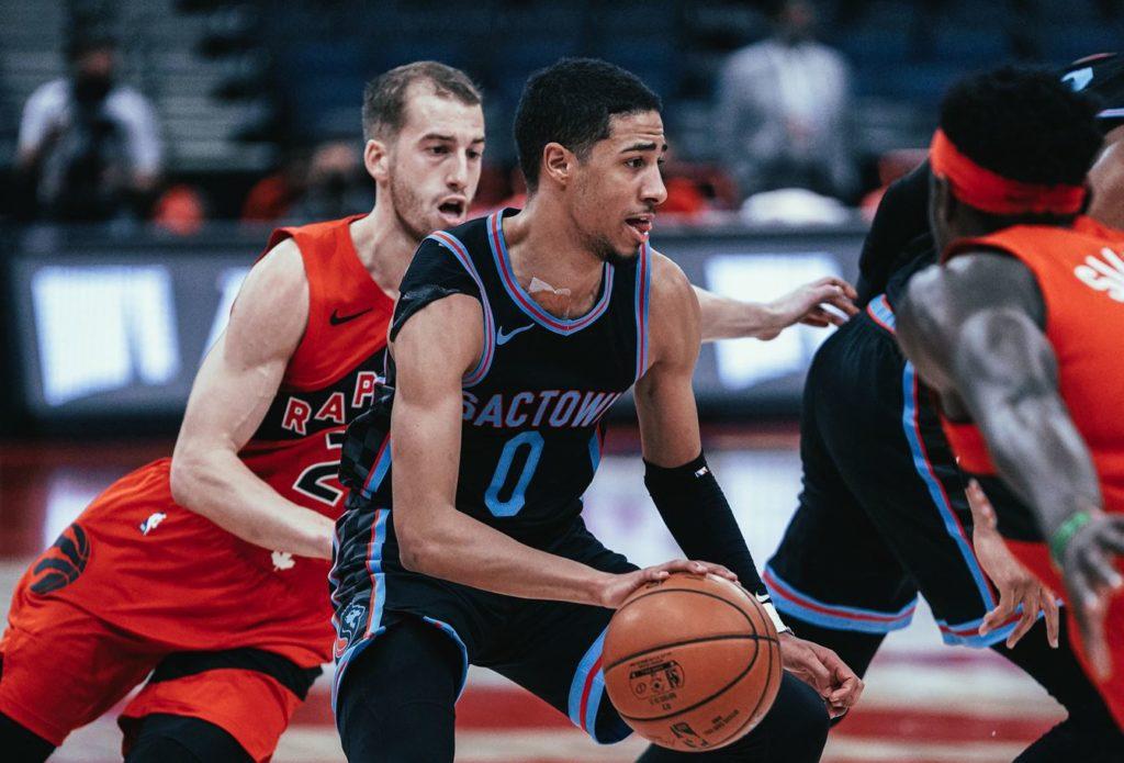 Tyrese Haliburton - Sacramento Kings - NBA 2020-2021