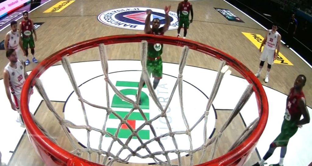 ING Basketbol Süper Ligi - Bahçeşehir Koleji - Pınar Karşıyaka - Raymar Morgan