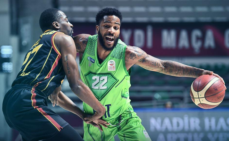 ING Basketbol Süper Ligi - Tofas - Galatasaray - Tarik Phillip