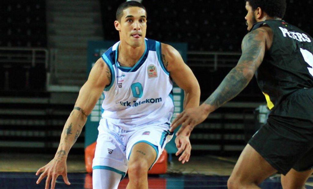 ING Basketbol Süper Ligi - Türk Telekom - Frutti Extra Bursaspor - Nick Johnson