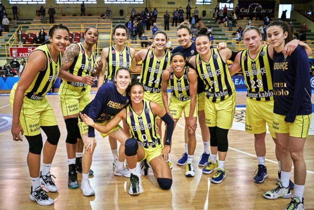 Fenerbahçe Öznur Kablo Euroleague Women Final-Four