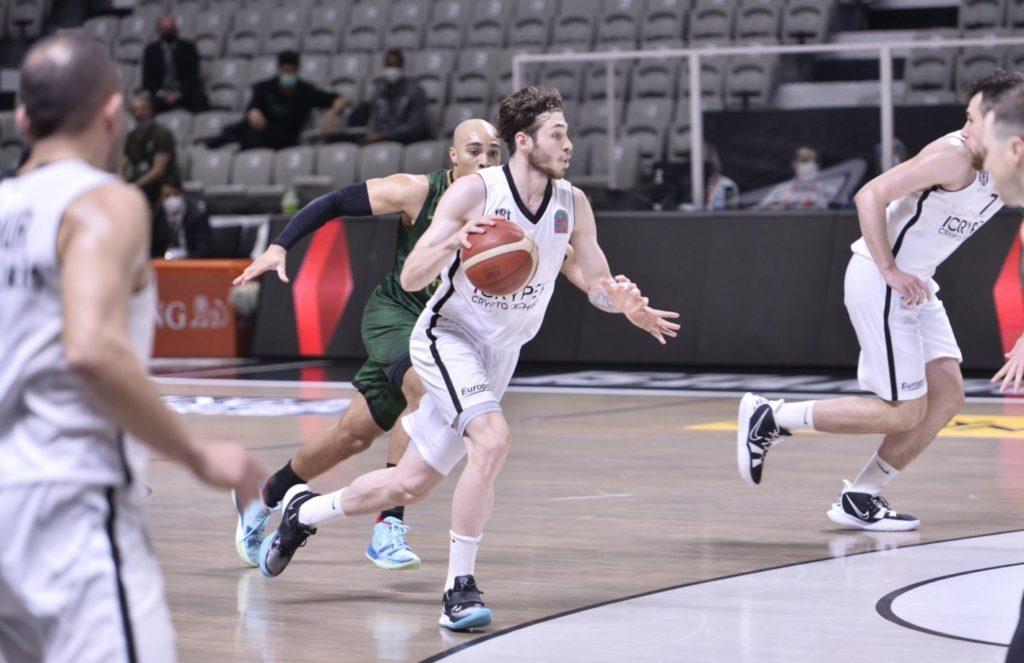 ING Basketbol Süper Ligi - Beşiktaş Icrypex - Darüşşafaka Tekfen - Şehmus Hazer