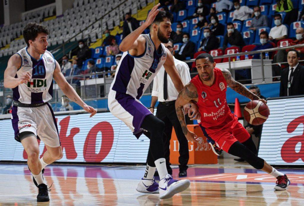 ING Basketbol Süper Ligi - HDI Sigorta Afyon Belediye - Bahçeşehir Koleji
