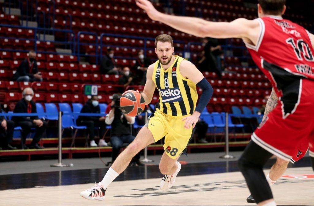 Turkish Airlines Euroleague - AX Armani Exchange Milan - Fenerbahçe Beko - Marko Guduric
