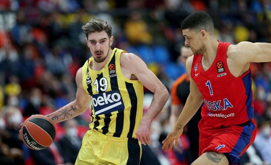 Turkish Airlines Euroleague - CSKA Moskova - Fenerbahçe Beko - Nando De Colo