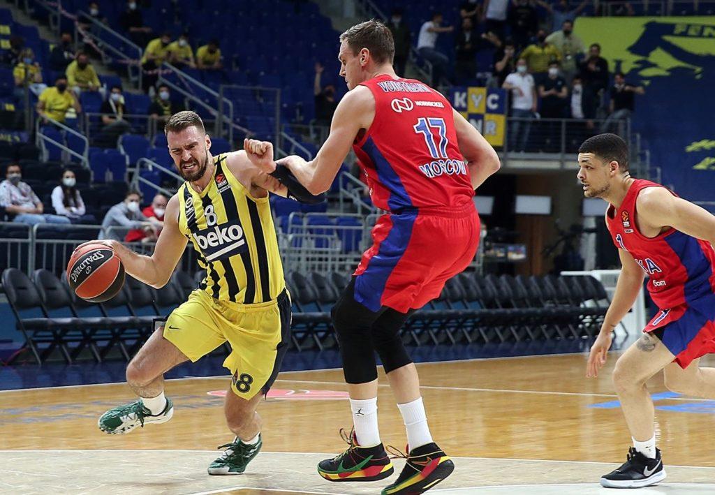 Turkish Airlines Euroleague - Fenerbahçe Beko - CSKA Moskova - Marko Guduric
