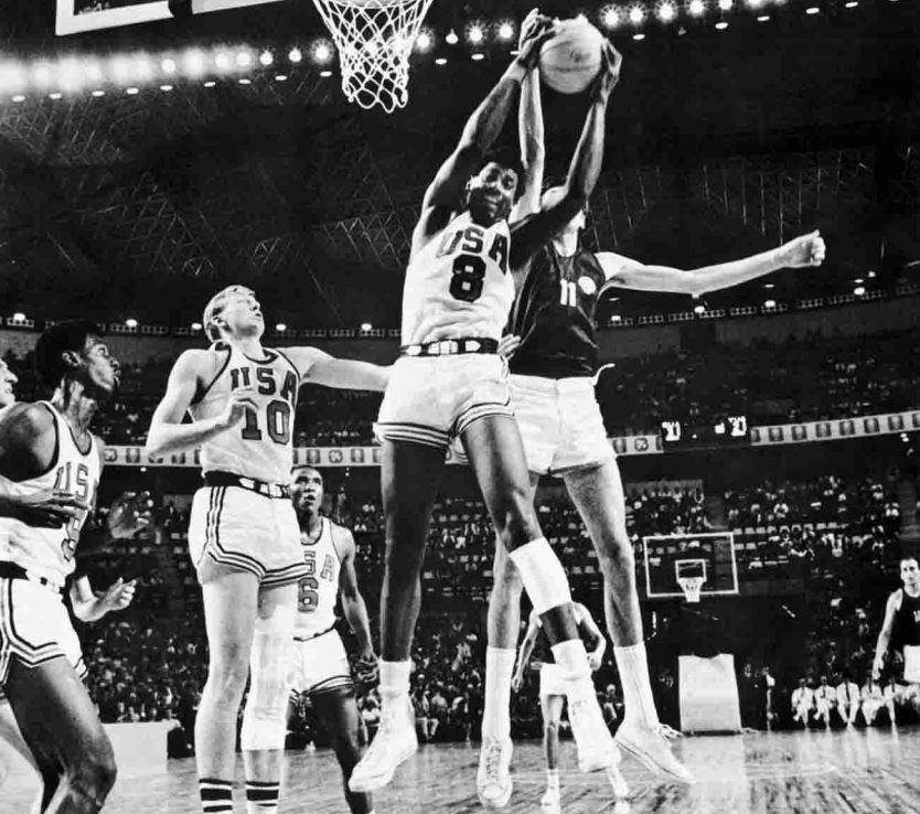 1968 Mexico City Olimpiyatları finali ABD - Yugoslavya