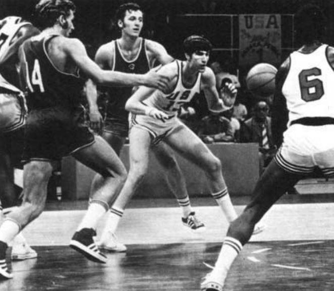 1972 Münih Olimpiyatları finali ABD - SSCB
