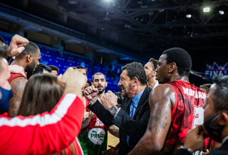 Basketball Champions League - ERA Nymburk - Pınar Karşıyaka